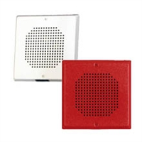 Wheelock E90-W 2W Round Wall And Ceiling Mount White Speaker